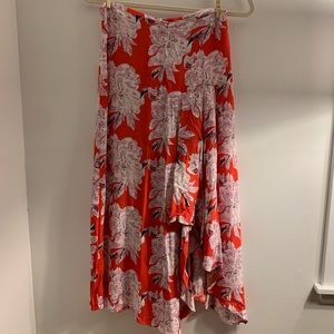 NWT Dance & marvel set, flowy crop top and skirt